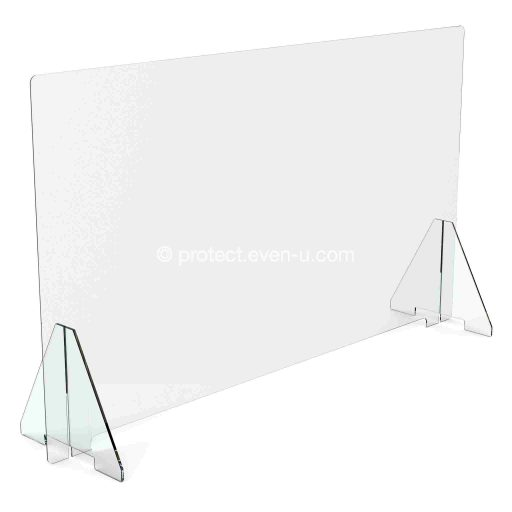 Model Desk 120cm of the Protective Screen
