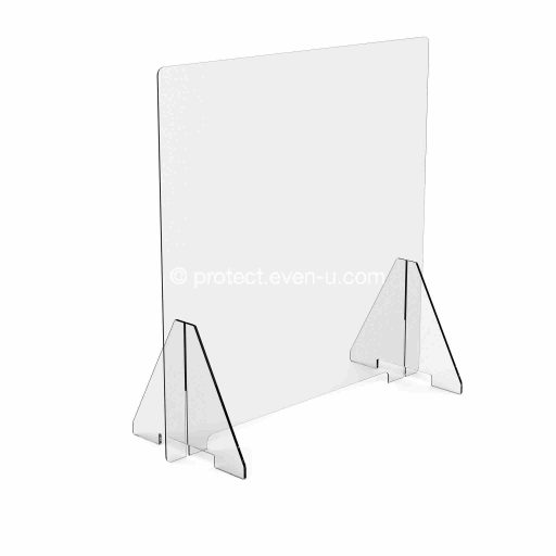 Model Desk 100cm of the Protective Screen