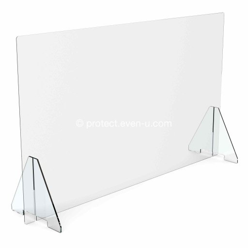 Model Plain 120cm of the Protective Screen