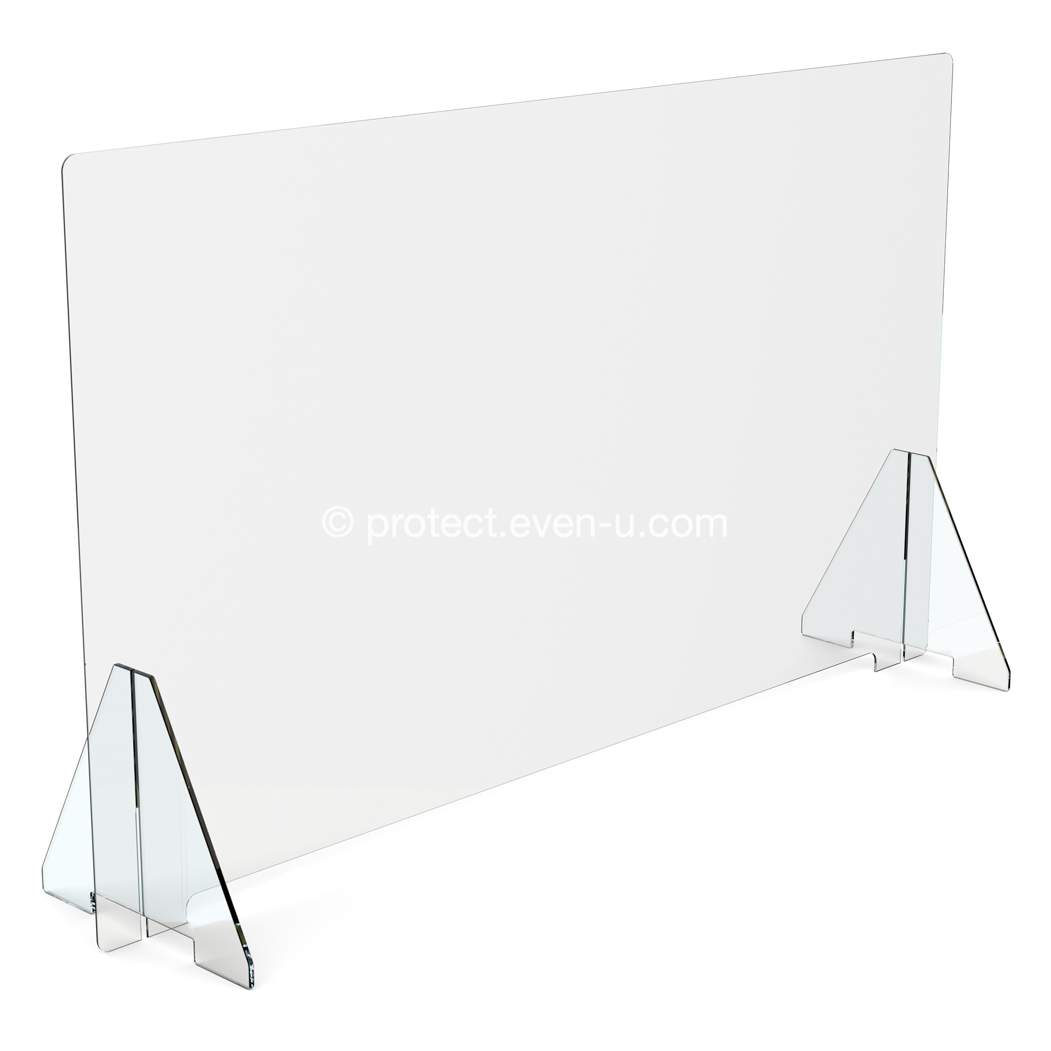 Shop Image of the 120cm Desk Covid-19 Protection Screen