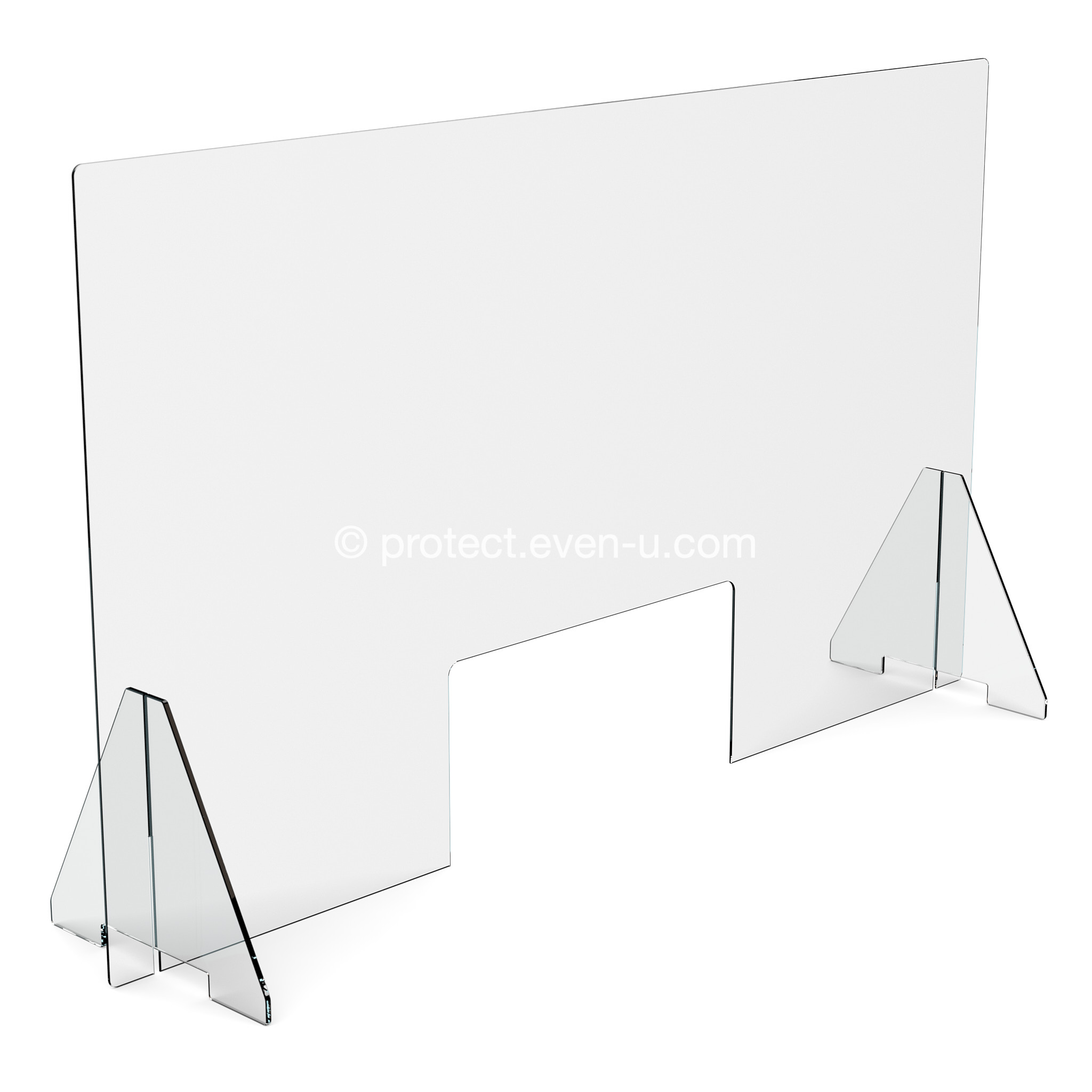 Shop Image of the 120cm Hatch Covid-19 Protection Screen